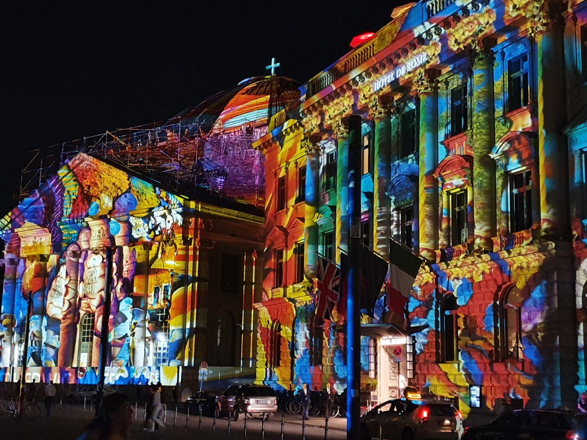 2020 lights berlin festival of Berlin (Illuminiert)